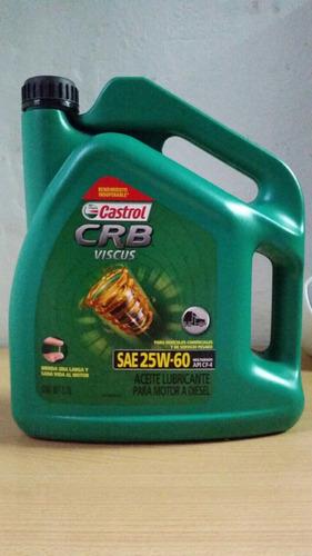 castrol viscus crb 25w-60 4lts