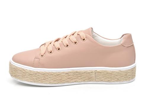 02ba799e63f casuais feminino tênis. Carregando zoom... 2 kit 2 tênis casuais feminino  jl branco e rose frete grátis