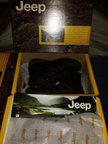 casual bota jeep - 5540  originales