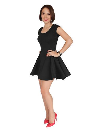 casual corto vestido