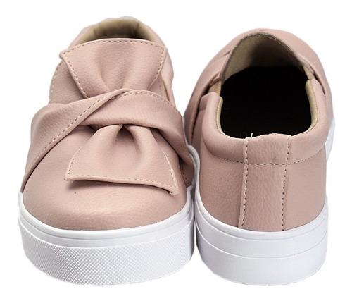 casual feminino sola alta dk shoes mod laço lançamento 2019
