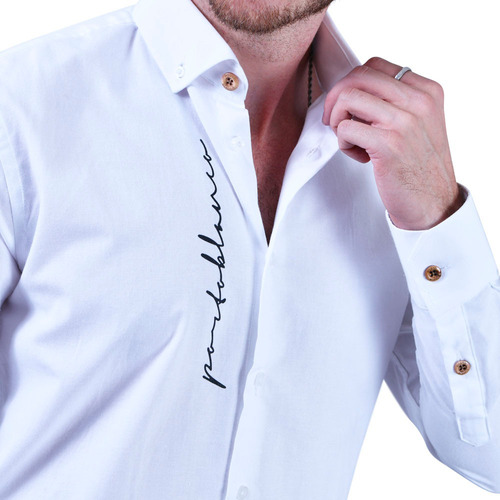 casual hombre camisa