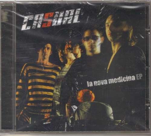casual - la nova medicina ( dark gotico español ) cd rock