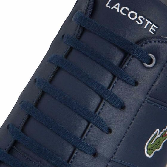 bd3c99a3e2b4c casual lacoste tenis · tenis casual lacoste original color azul marino if506  a