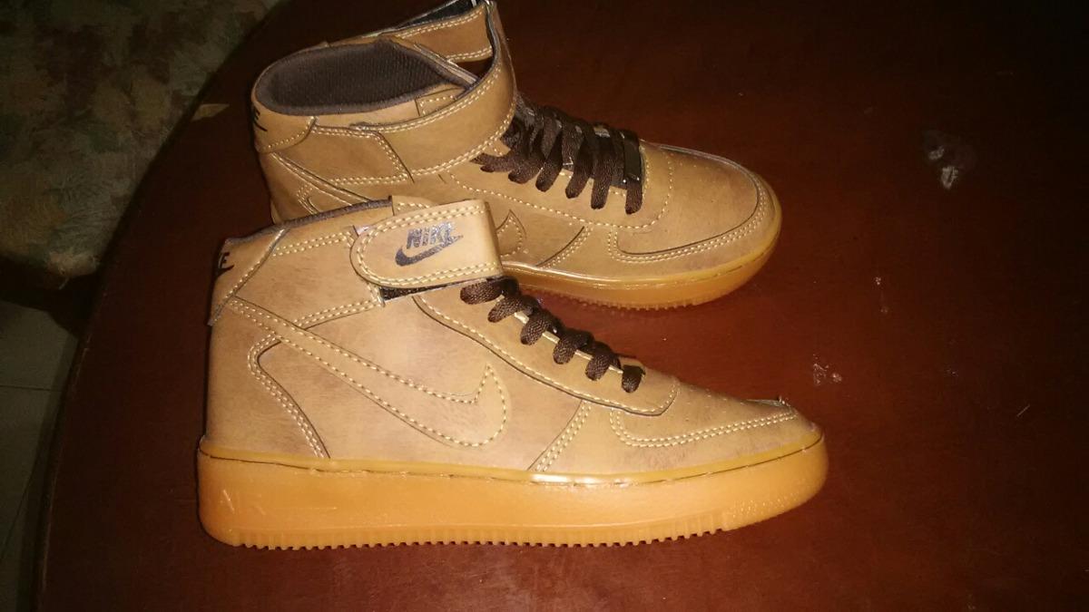 7c8829a12d6c6 Zapato Bota Caballero Nike A La Moda Casual De Vestir Oferta - Bs ...