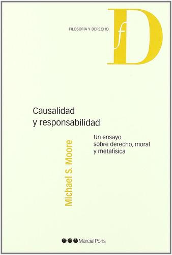 casualidad y responsabilidad un ensayo sobre derecho