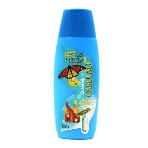 casulao bichos bom shampoo óleo de argan 330ml