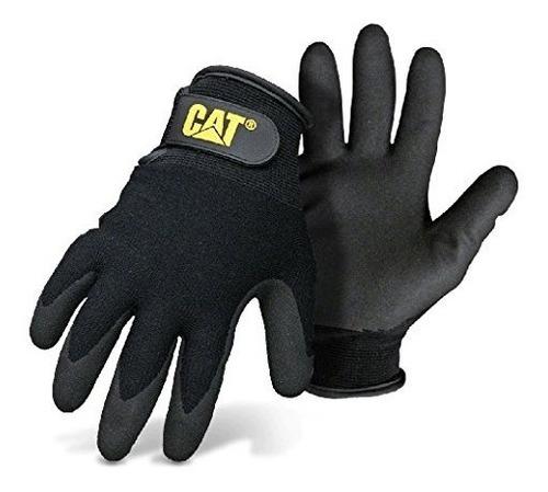 cat cat017414j guante de trabajo caterpillar
