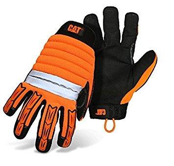cat cat40003x caterpillar guantes de trabajo