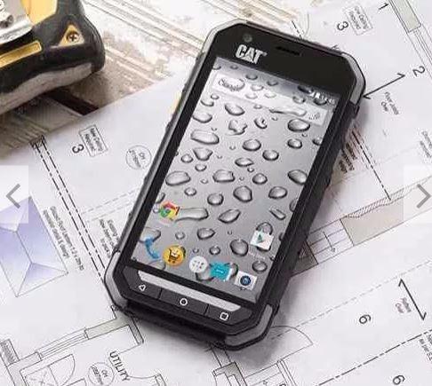 cat caterpillar celular smartphone