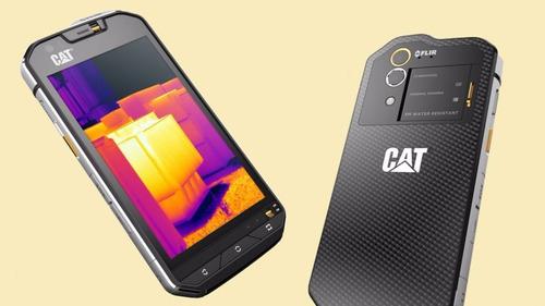 cat caterpillar smartphone