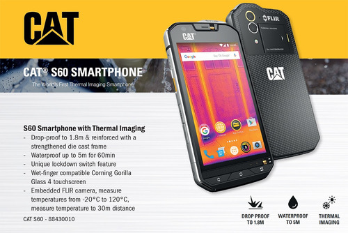cat caterpillar smartphone