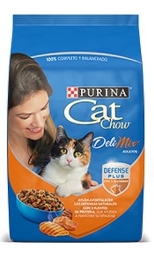 cat-chow delimix 8k + despacho gratis rm