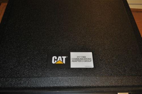 cat comm adapter 3.5 original!!!