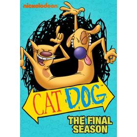 Cat Dog Nickelodeon Serie Completa Digital Por Mega