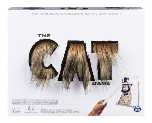 cat - el juego de los gatos