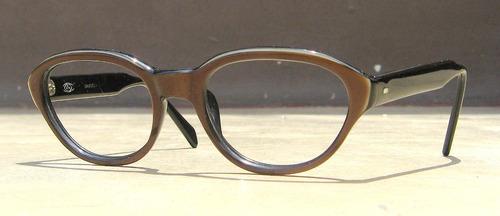 cat eye atlanta  año: 1970, lentes vintage, gafas