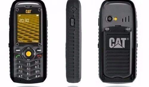 cat phone celular caterpillar