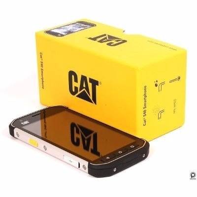 cat s40, 4g lte dual sim,16gb, 8mpx libre - garantia