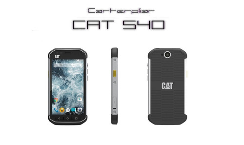 cat s40 duos 16gb, 1gb ram, camara 8mp 1 año gtía+regalo