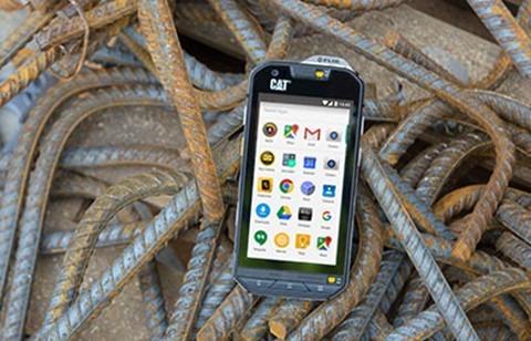 cat® s60 smartphone