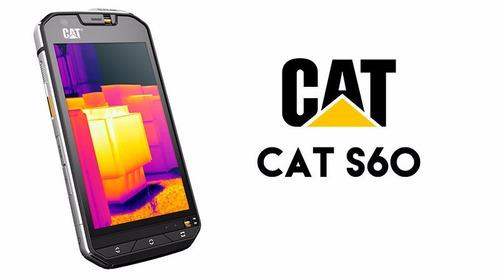 cat s60 smartphone dual sim 4g 3gb fm 13mp 5mp sellado ofert