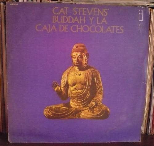 cat stevens lp buddah y la caja de chocolates