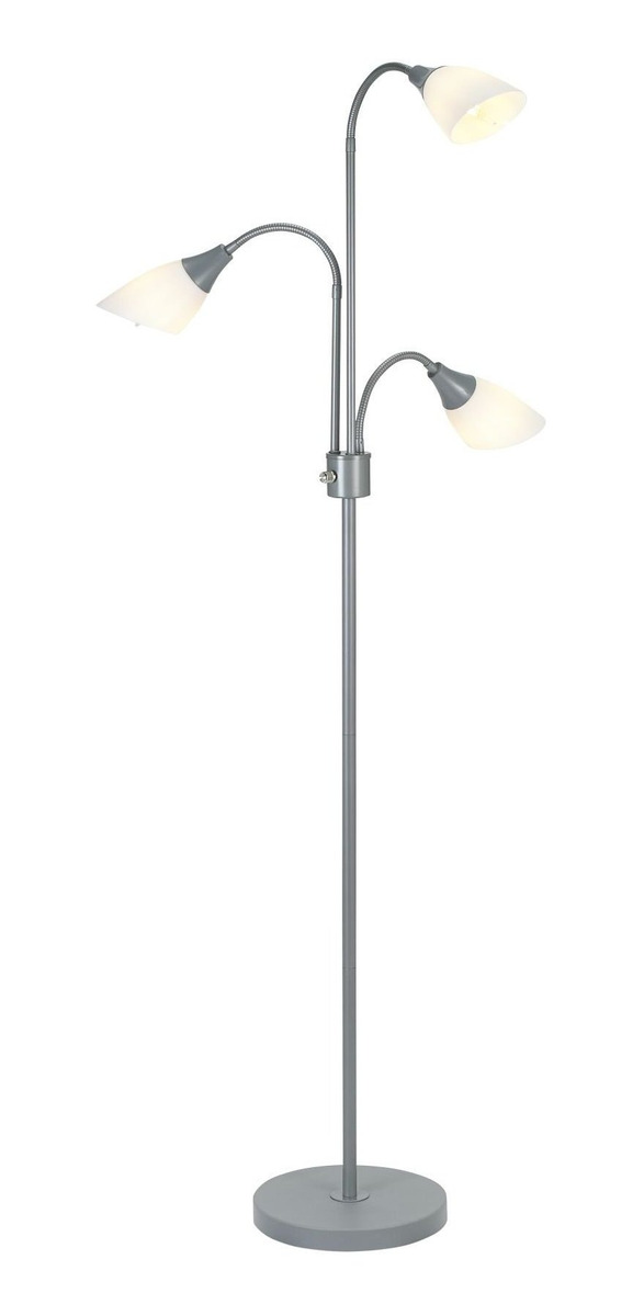 Catalina Lighting Medusa 3 Floor Lamp With Adjustable Lights 399 900 En Mercado Libre