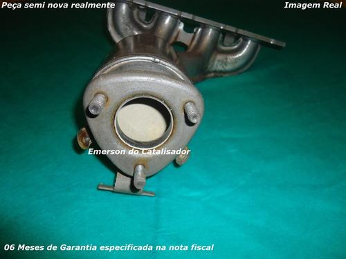 catalisador da saveiro g5 1.6 8v 2009 flex semi novo
