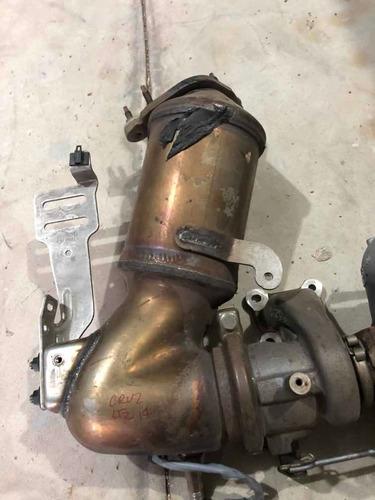 catalisador do cruze ltz 1.4 turbo 2018