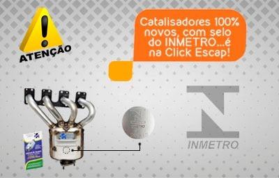 catalisador honda new civic flex 05-2008 a 05-2011