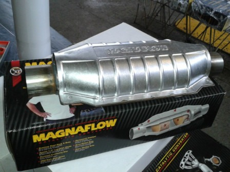 catalizadores de escape magnaflow importados usa