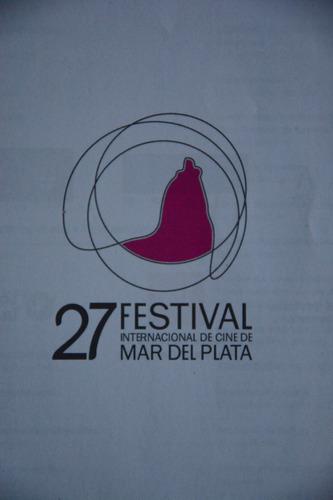 catálogo 27° festival de cine internacional mar del plata