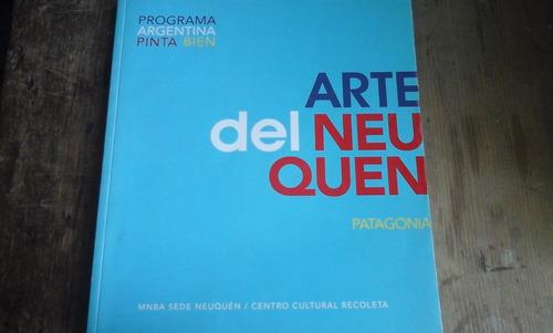 catálogo arte del neuquén, patagonia mnba