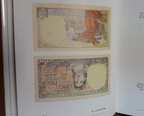 catálogo billetes del banco central del uruguay 1896 a 1989