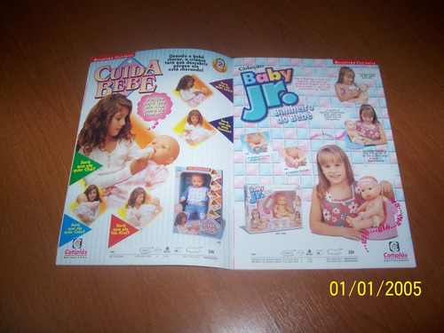 catálogo de bonecas cotiplás brinquedos