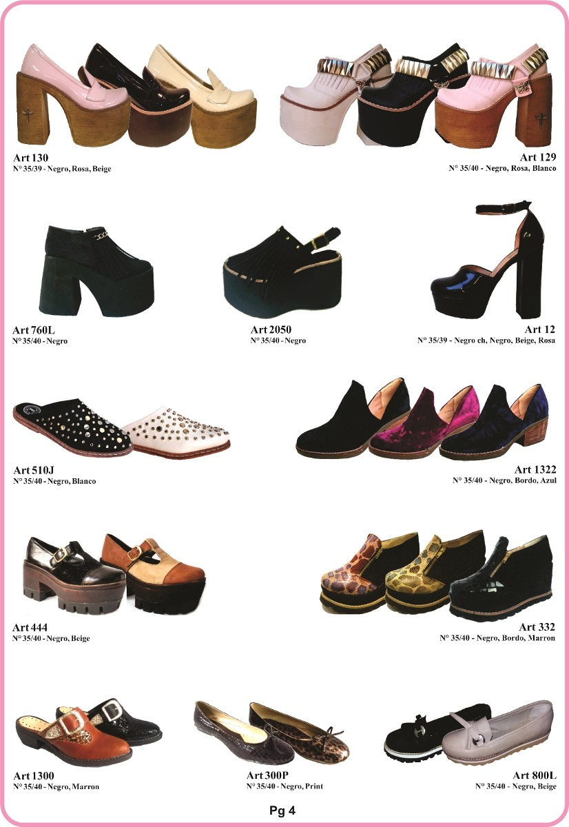 75170d46 Catalogo De Calzado Para Revendedoras, Envio Gratis - $ 80,00 en ...