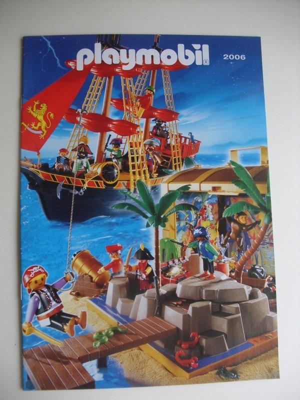 catalogo de juguetes playmobil 2006 1 en
