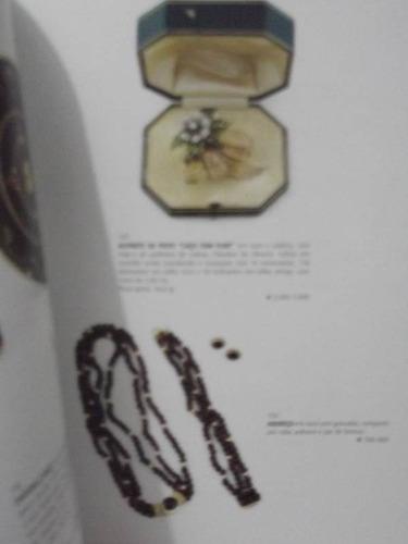 catalogo de leilão - colecção jorge de brito 2010