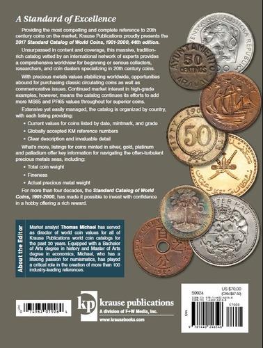 catálogo de monedas world coins 1901 - 2000. ed. 2017 (pdf)