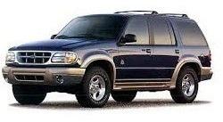 catalogo de partes y manual taller ford explorer 1995-2001