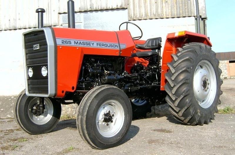 Cat U00e1logo De Pe U00e7as Trator Massey Ferguson 265