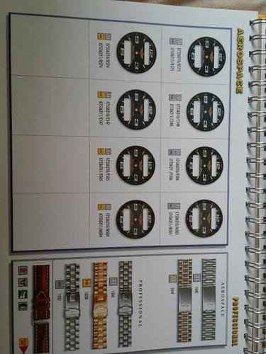 catalogo de  relojeria breitling