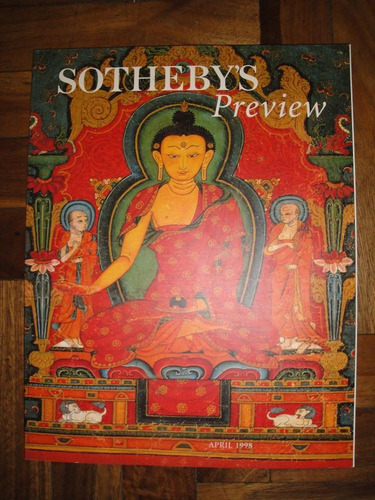 catálogo de sotheby's - preview . april 1999