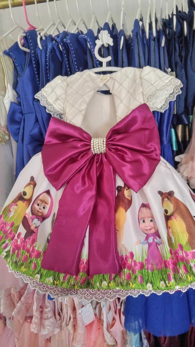 Catalogo De Vestidos Masha Y El Oso