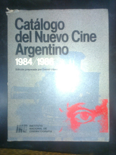 catalogo del nuevo cine argentino
