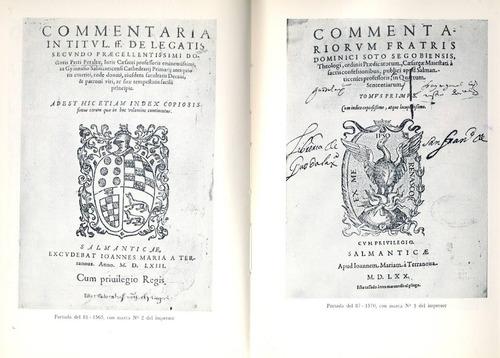 catálogo descriptivo de los libros impresos en cd salamanca