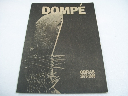 catalogo dompe obras 1979 - 1989 esculturas