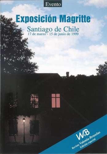 catálogo exposición magritte - 1999