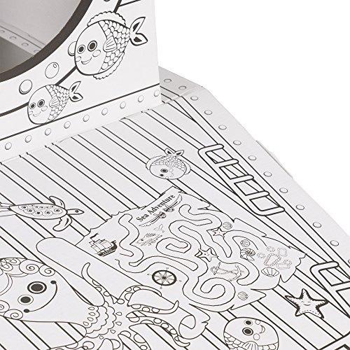 Catálogo Gordo Diy Kit Para Colorear Submarino - $ 169.533 en ...